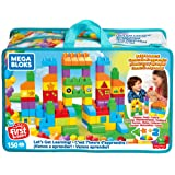 Mega Bloks Let's Get Learning Building Set (Color: Multicolor)