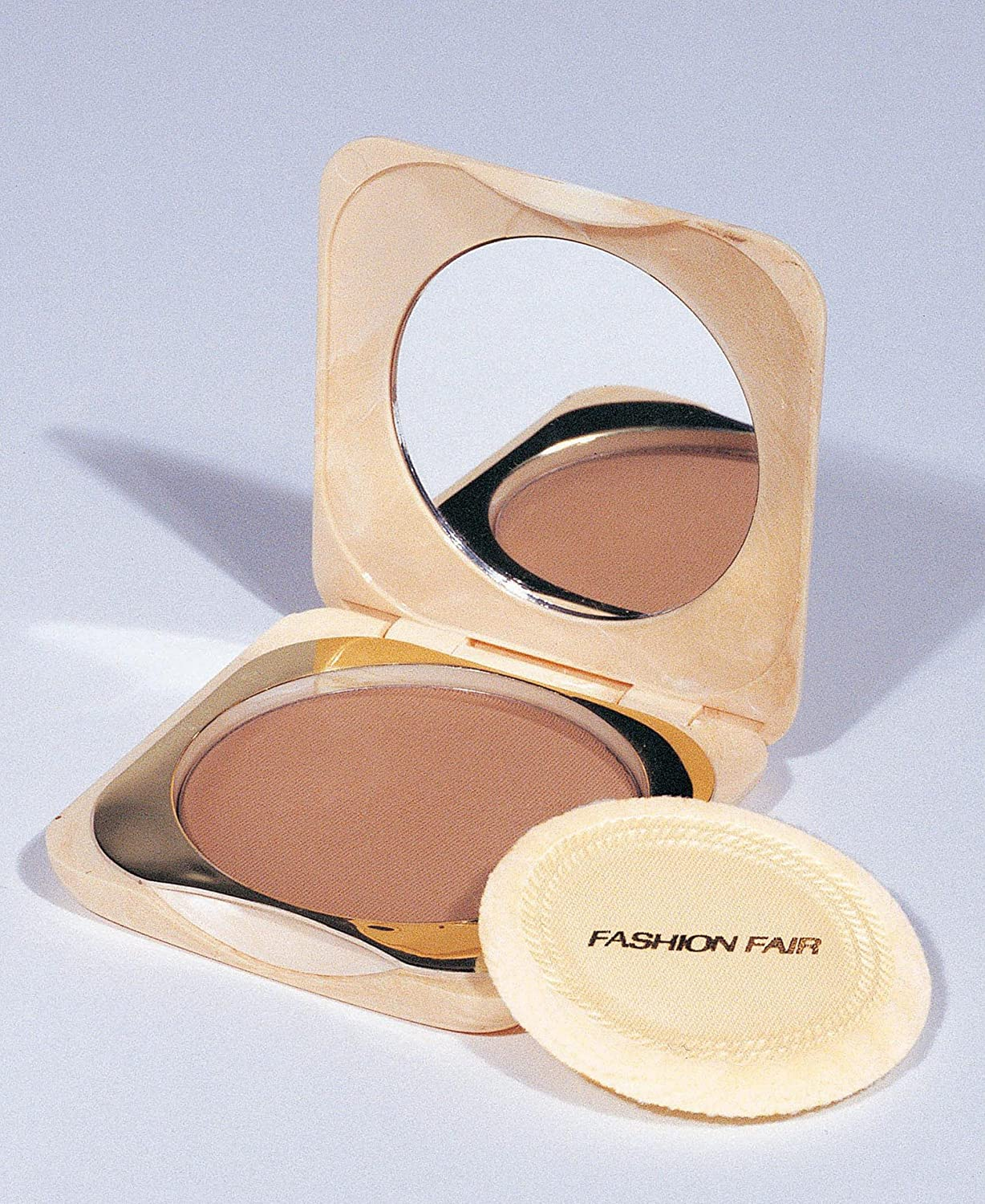 Fashion Fair Pressed Powder Walnut Fashion Fair Transglo Pressed