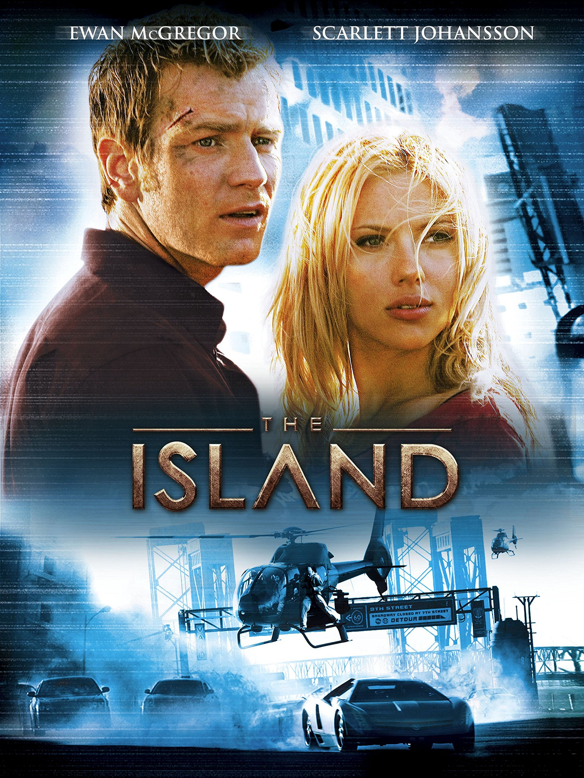 The Island on Amazon Prime Instant Video UK