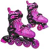 Roller Derby Flux Girls Inline/Roller Combo Skate Small (12-2)