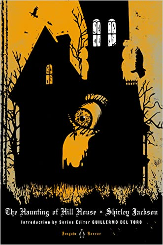 The Haunting of Hill House (Penguin Horror) written by Shirley Jackson