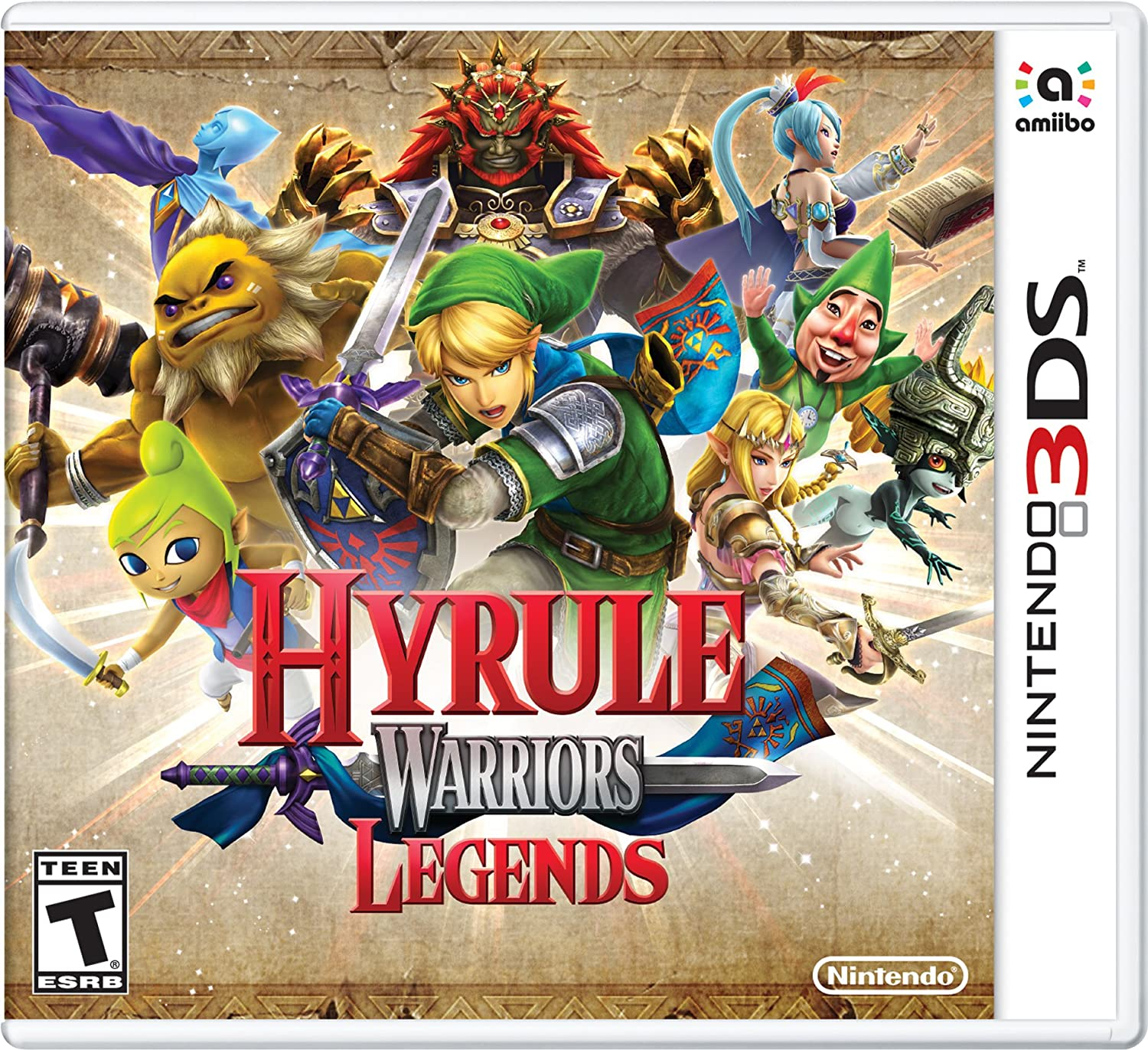 Hyrule Warriors: Legends - 3DS (Digital Code)