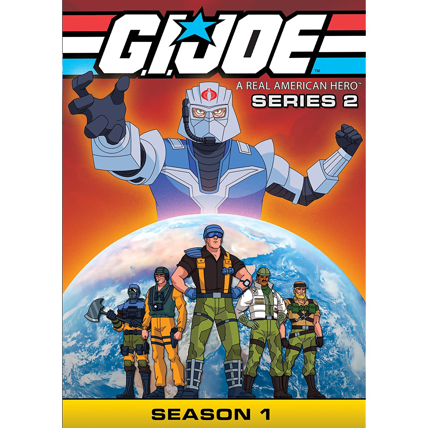 GI Joe Series 2