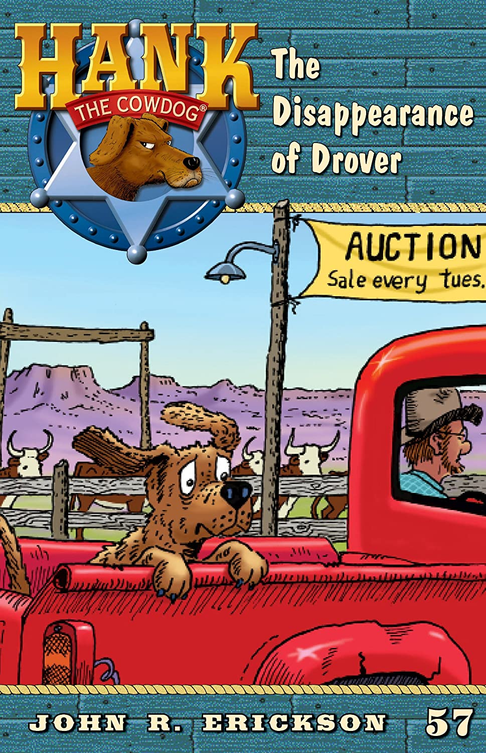 of Drover (Hank the Cowdog