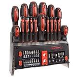 Stalwart 75-HT4089 39Piece Screwdriver & Bit Set