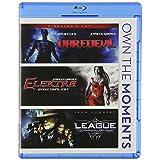 Daredevil / Elektra / The League of Extraordinary Gentlemen Triple Feature Blu-ray