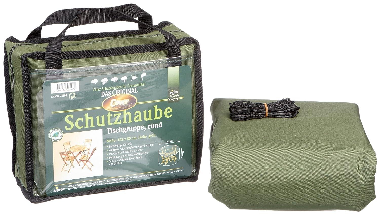 Videx 22100 Cover Schutzhaube-Tischgruppe rund, grün bestellen