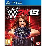 WWE 2K19 (PS4) (Color: Playstation 4)