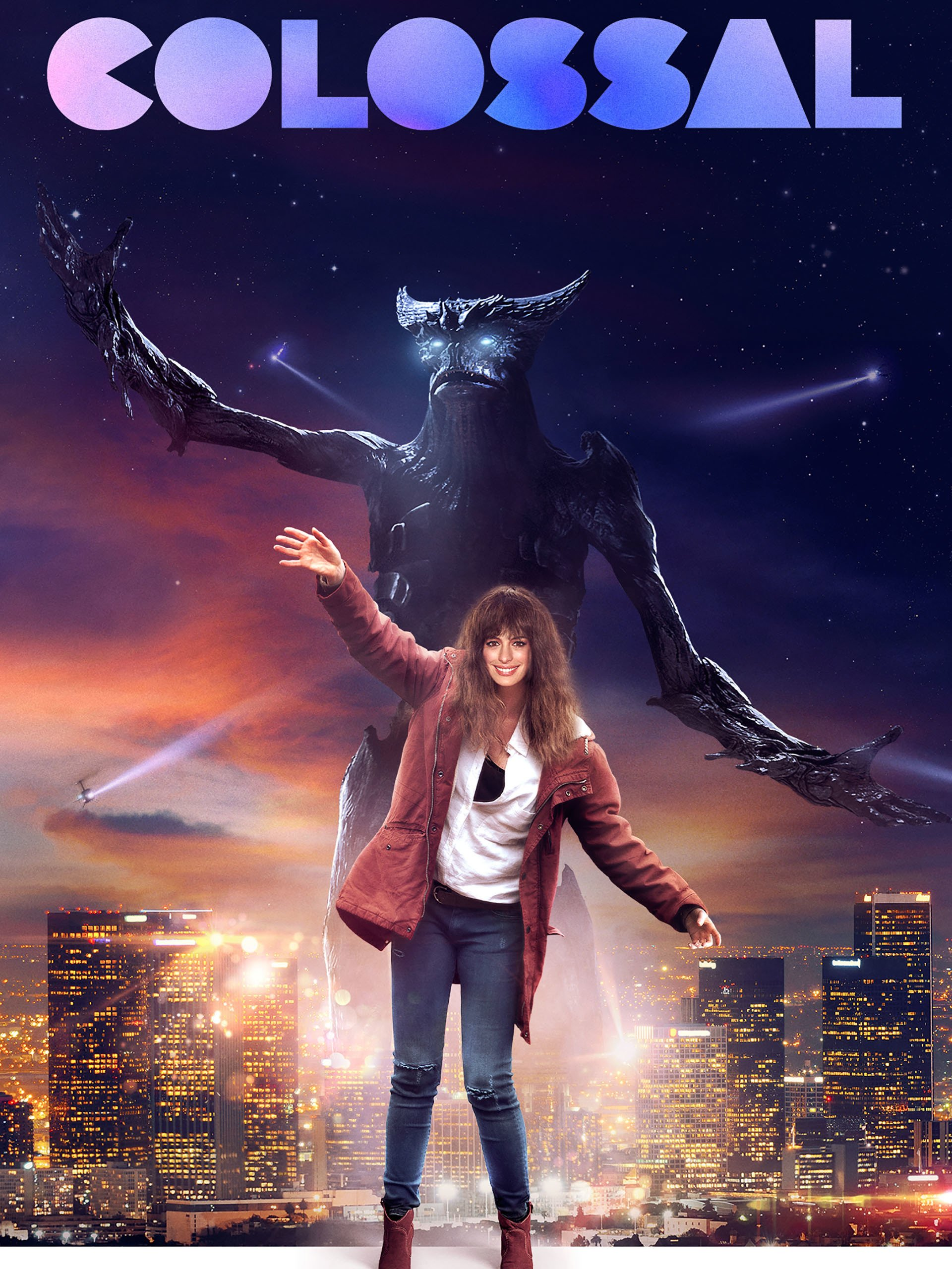Colossal on Amazon Prime Instant Video UK
