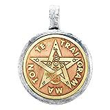 Tetragrammaton Talisman for Divine Guidance & Knowledge Amulet Charm