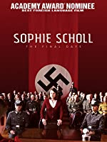 Sophie Scholl: The Final Days (English Subtitled)