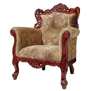 Design Toscano La Belle Fleur Armchair