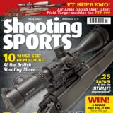 Shooting Sports Magazine - your specialist guide to airguns and firearms