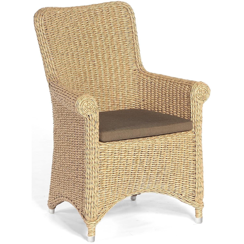 Sonnenpartner Gartenstuhl Sessel Modell Signum Farbe Hyanzintoptik 80071451 kaufen