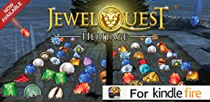 Jewel Quest Heritage for Kindle Tablet by iWin Inc