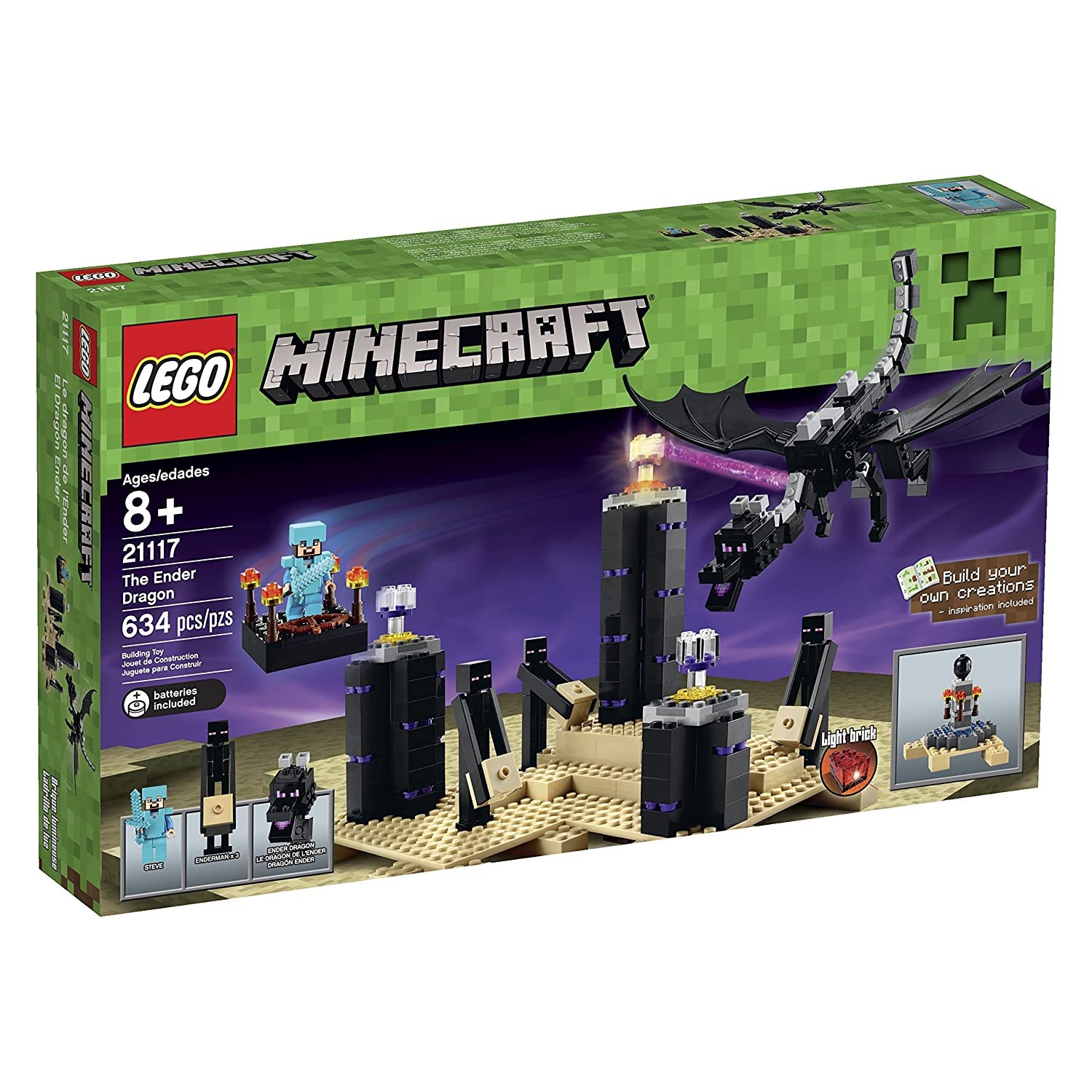 Highly Rated Minecraft The Ender Dragon