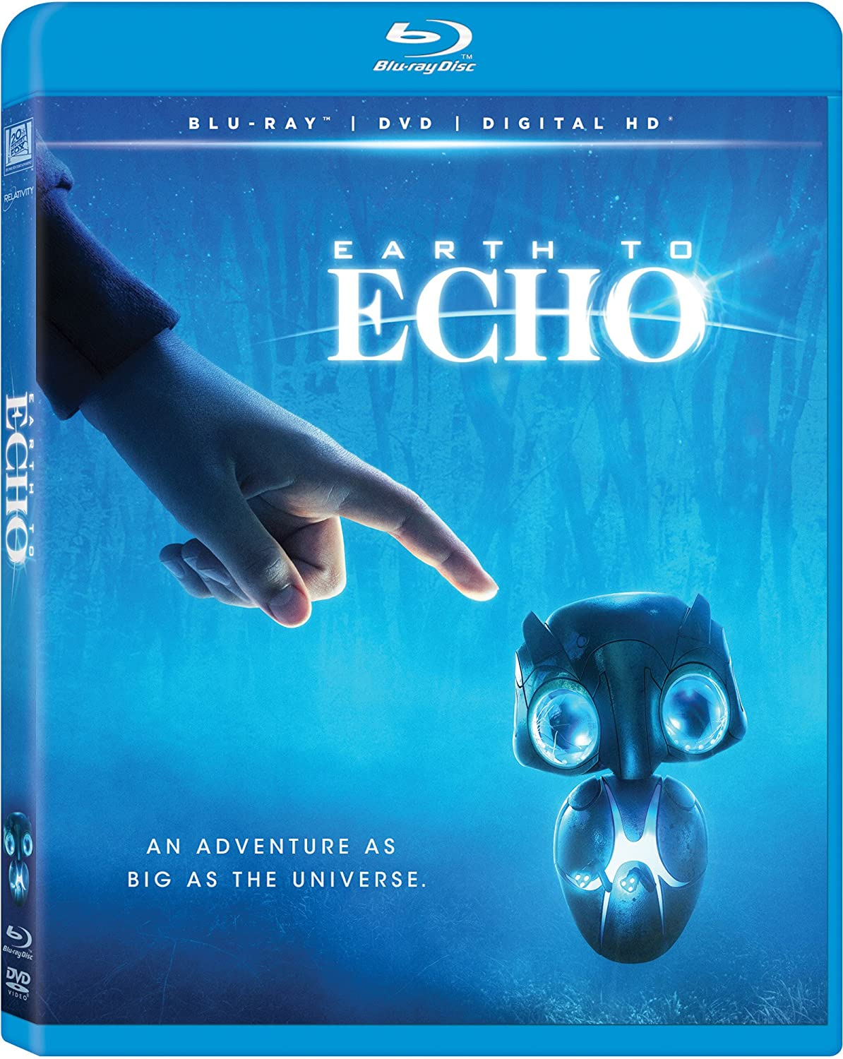 Earth to Echo (2014) Adventure | Sci-Fi (BluRay) added