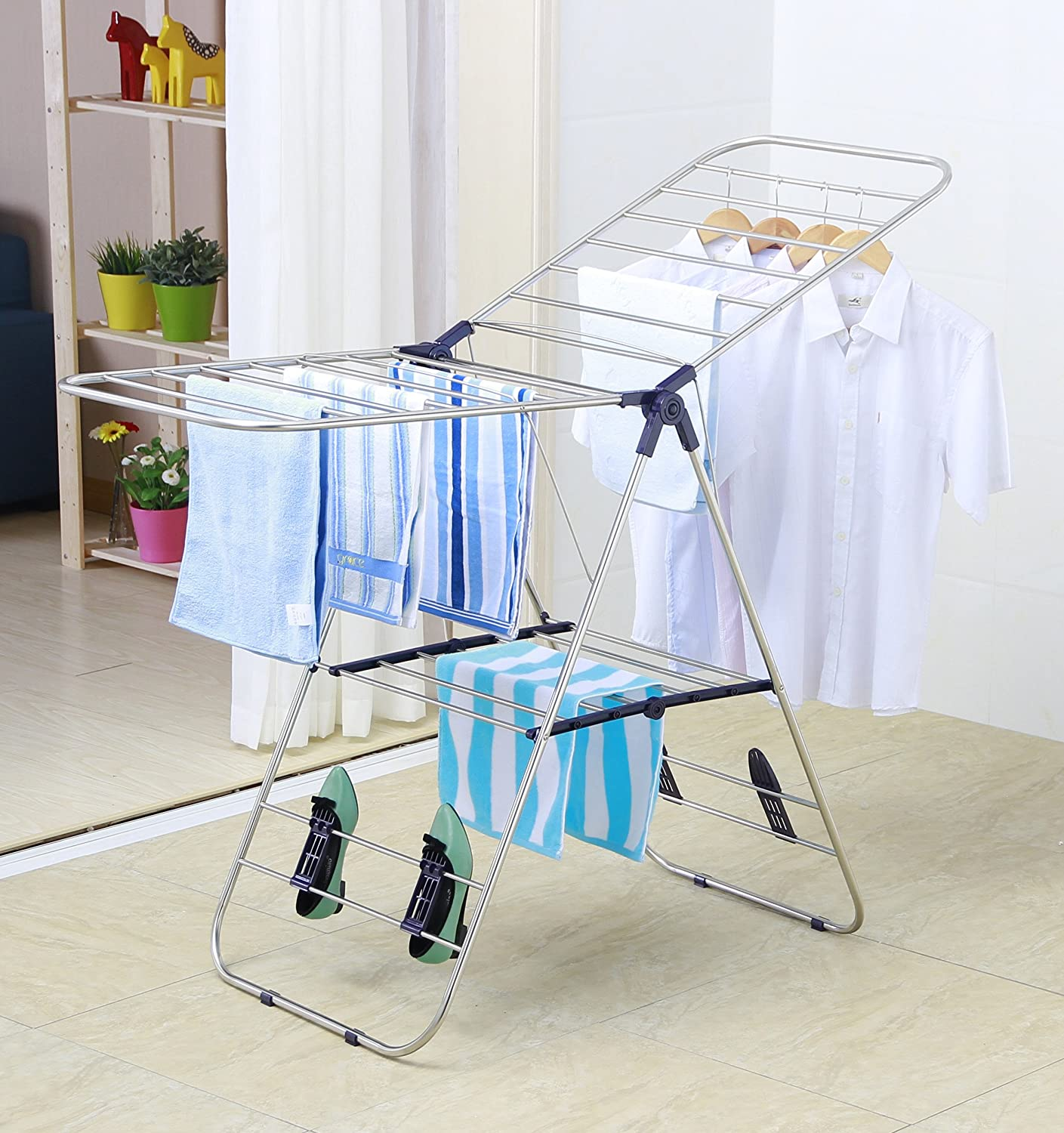 Top 20 best clothes drying racks reviews 2016 2017 on for Drying cabinets for clothes