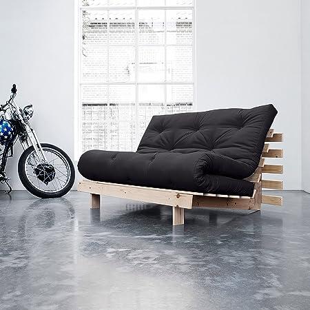 Karup–Racines 140cm, canapé-lit, futon