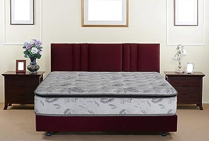 Olee Sleep 11 inch Firm Gel Infused Pillow Top Innerspring Mattress (Queen) 11SM01Q