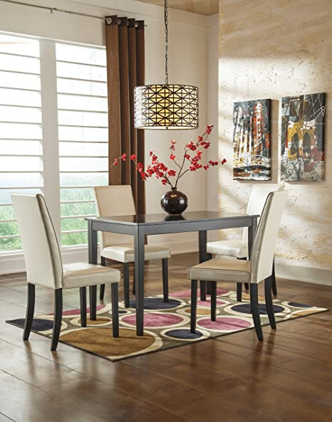 Kimonte 5pc Dining Room Table Set