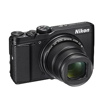 """NikonCoolpixS9900 Appareil photo numérique compact, 16mégapixels, zoom 30x, 6400 ISO, LCD 7,62cm (3""""), angle variable, Full HD, Noir"""