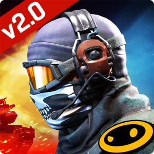 FRONTLINE COMMANDO 2 (Kindle Tablet Edition) from Glu Mobile Inc.