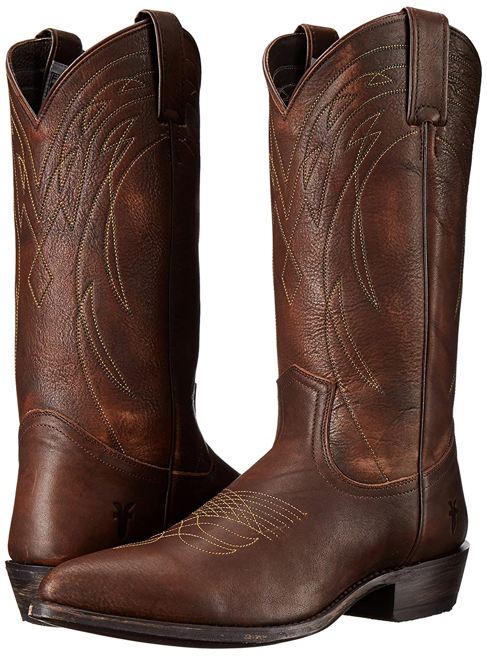 FRYE Men's Billy Pull-On Western Boot 6