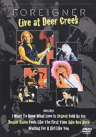 Foreigner – Live At Deer Creek