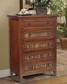 Fiji 5 Drawer Chest