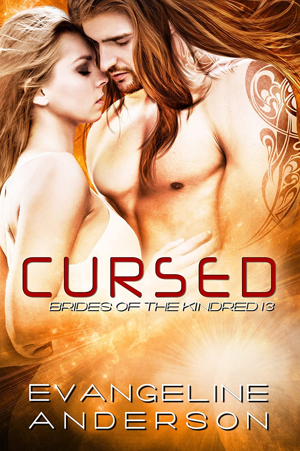 Cursed: Brides of the Kindred 13 - Evangeline Anderson