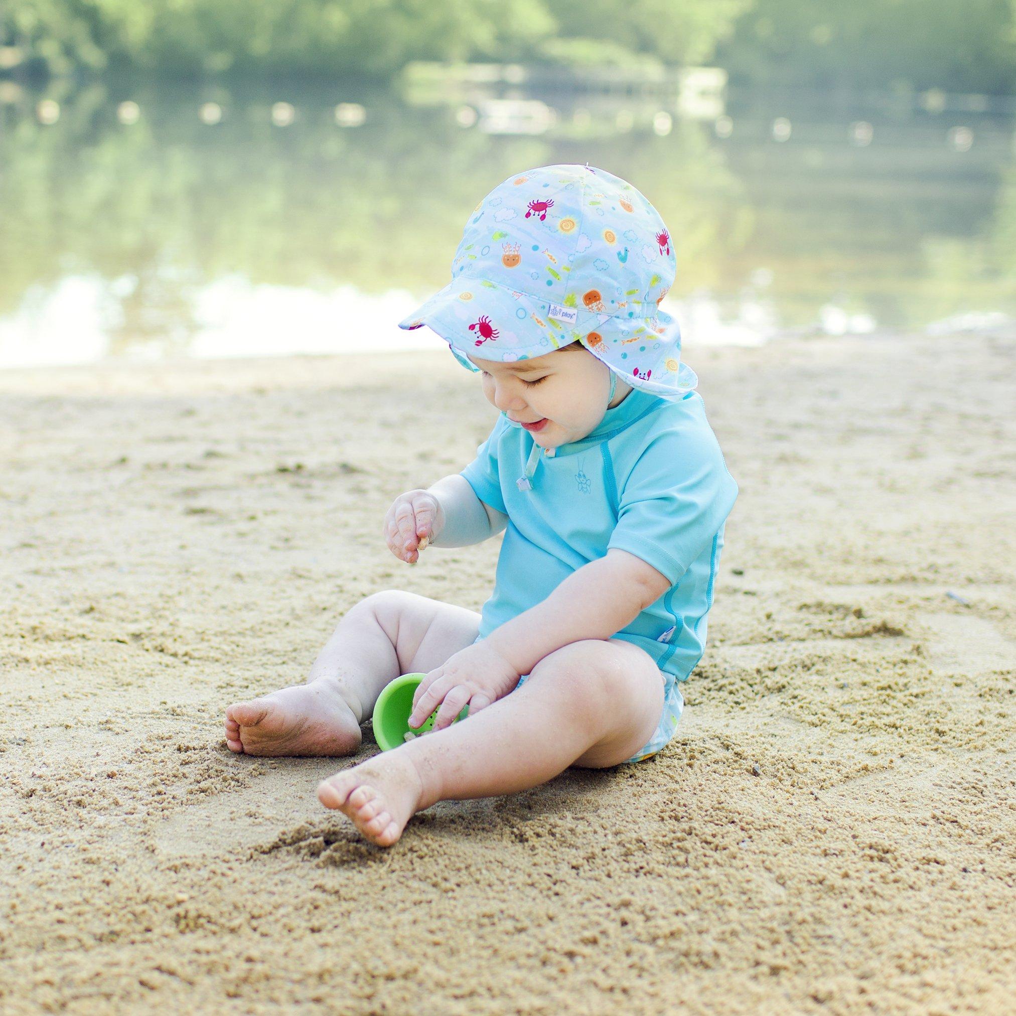 Baby Flap Sun Hat