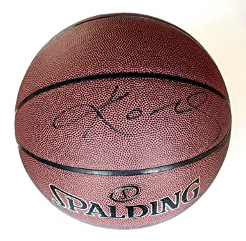 Kobe Bryant Los Angeles Lakers Signed Autographed Spalding ...