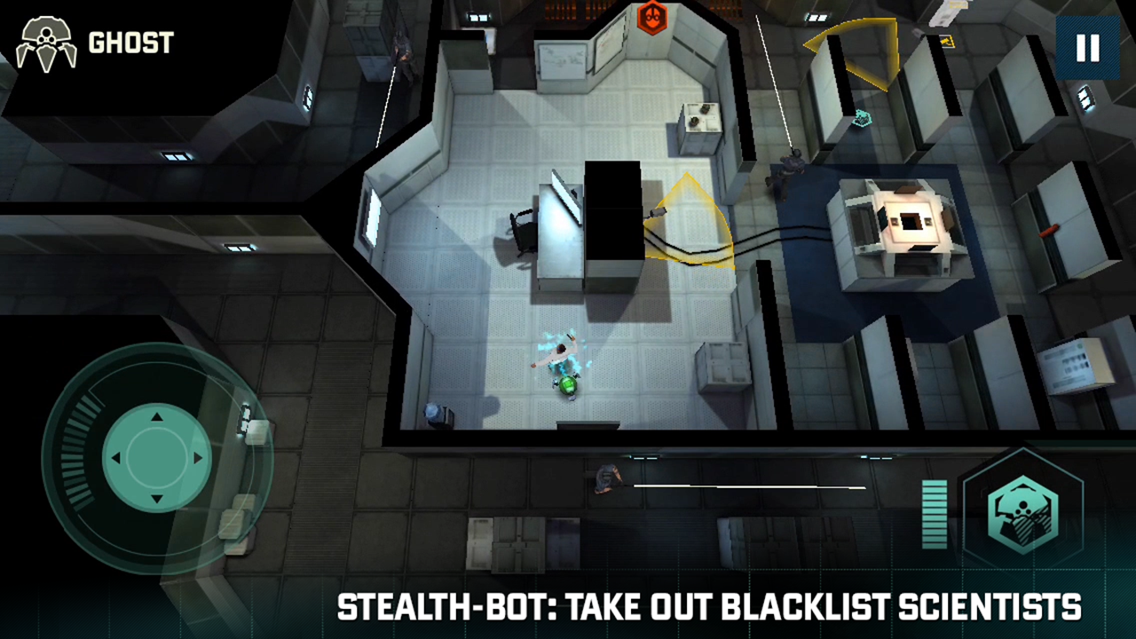 -Bot v1.2.5 Apk + OBB Data + MOD Apk [Unlimited Money] for Android