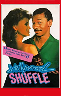 Book Cover: Hollywood shuffle