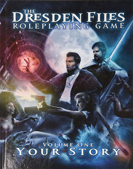Dresden Files RPG Volume One: Your Story: Volume 1