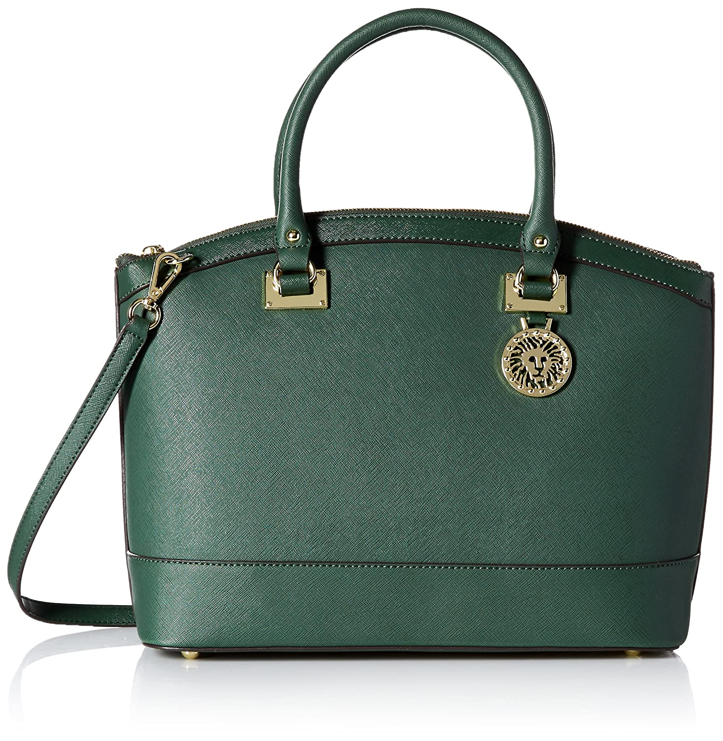 Amazon Global Store!! Women`s Fashion On Handbags In Global Store By Amazon | Anne Klein New Recruits Large Dome Satchel Bag @ Rs.4,769.28