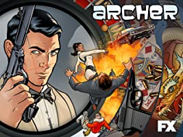 Archer Season 6 [HD]