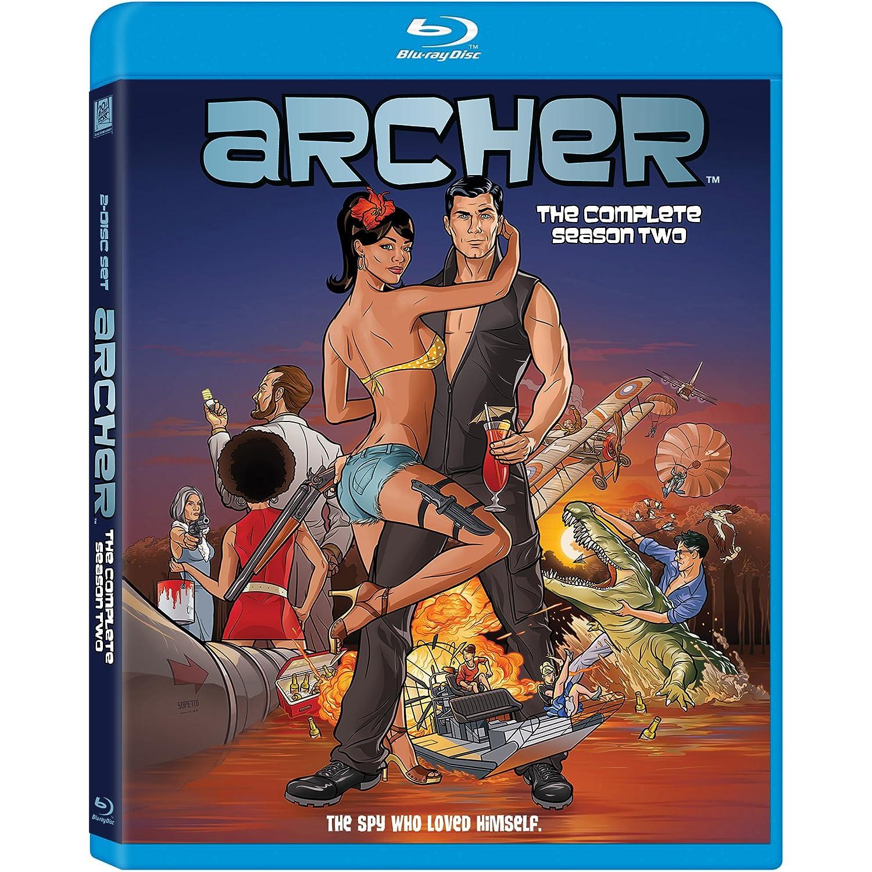 Archer Season 2