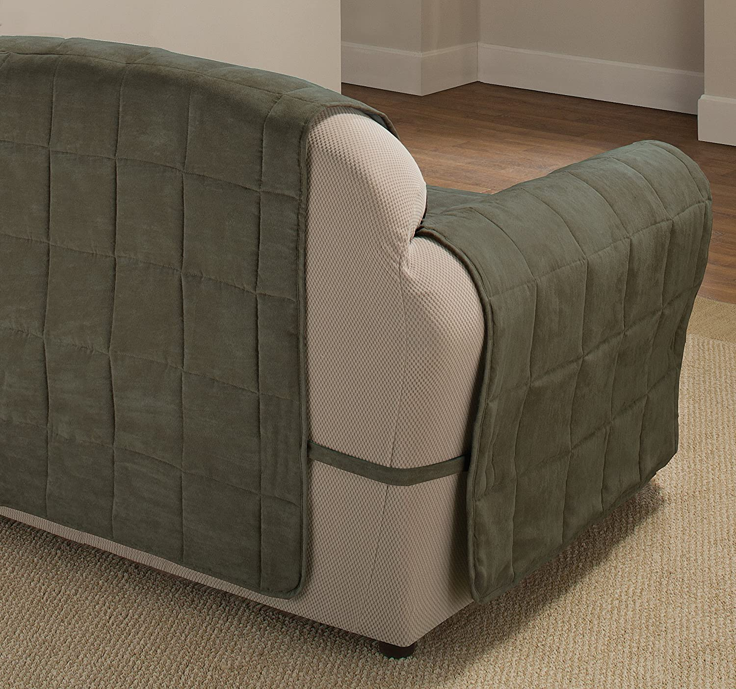 Suede ULTIMATE FURNITURE PROTECTOR PET DOG SLIP COVER SOFA  : 91BWUg6QpLLSL1500 from ebay.com size 1500 x 1406 jpeg 535kB