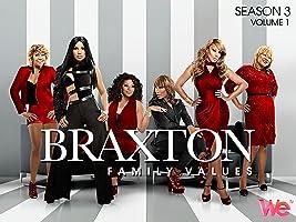 Braxton Family Values Season 3