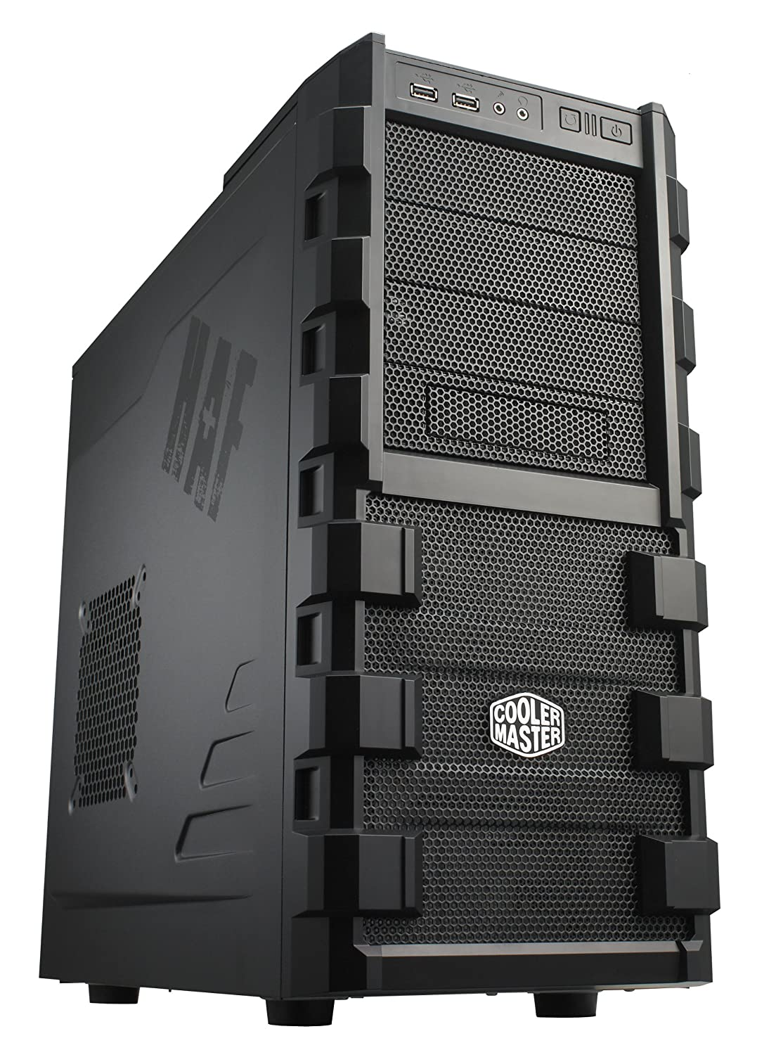 Cooler Master HAF 912 - Build a Gaming PC: February 2014 Tax Refund Edition