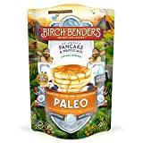 Paleo Pancake & Waffle Mix By Birch Benders  Made With Cassava, Coconut & Almond Flour, 28 Oz (Tamaño: 28 Ounce (Pack of 1))
