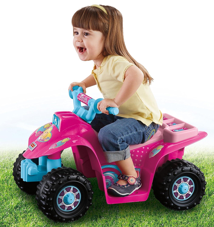 Power Wheels Barbie Lil' Quad