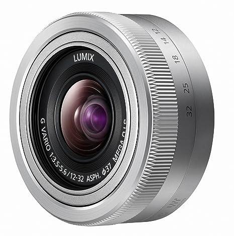 Panasonic 12-32 mm / F 3,5-5,6 G VARIO ASPH./MEGA O.I.S. (H-FS12032) Objectifs 12 mm