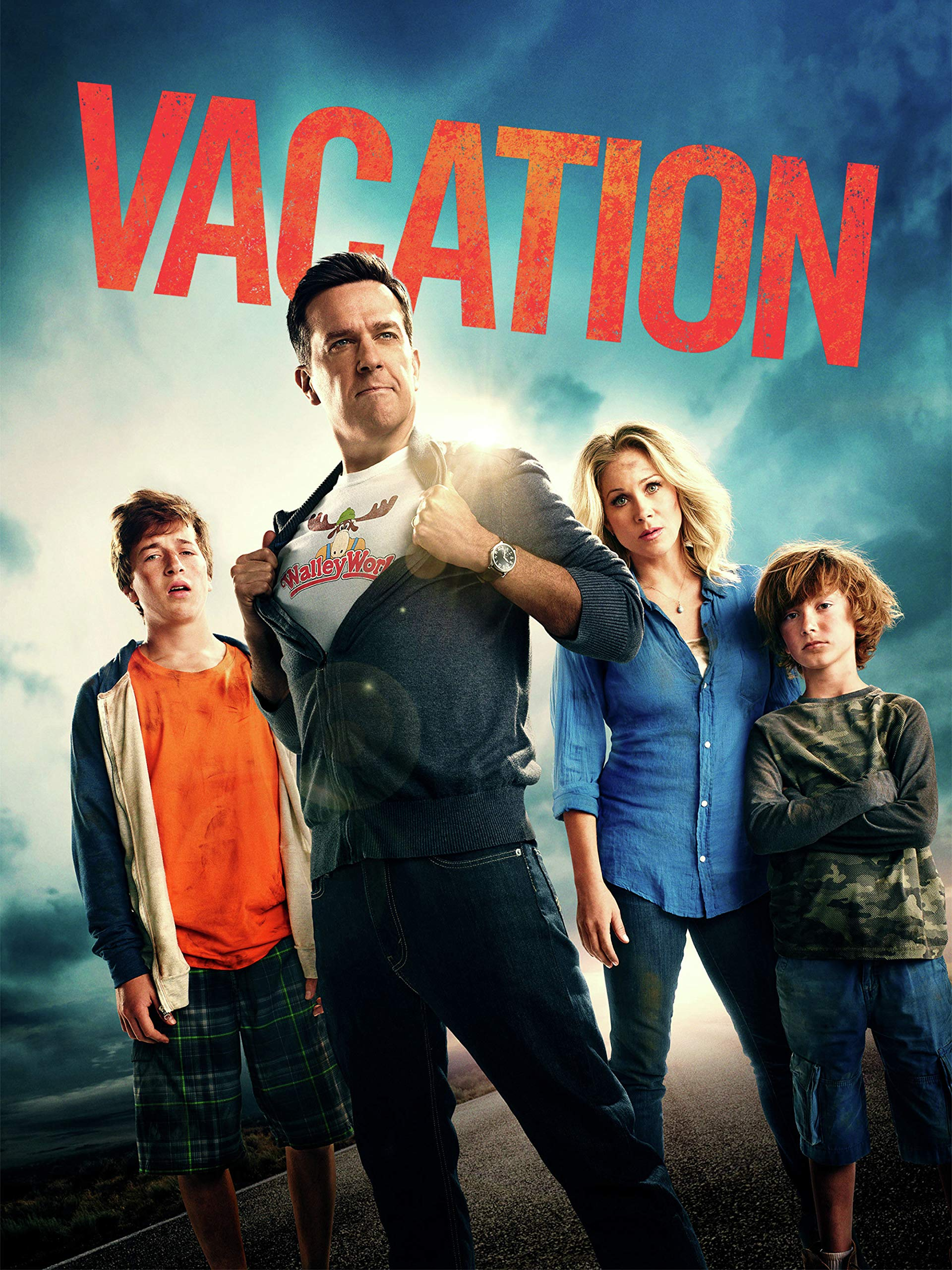 Vacation on Amazon Prime Video UK