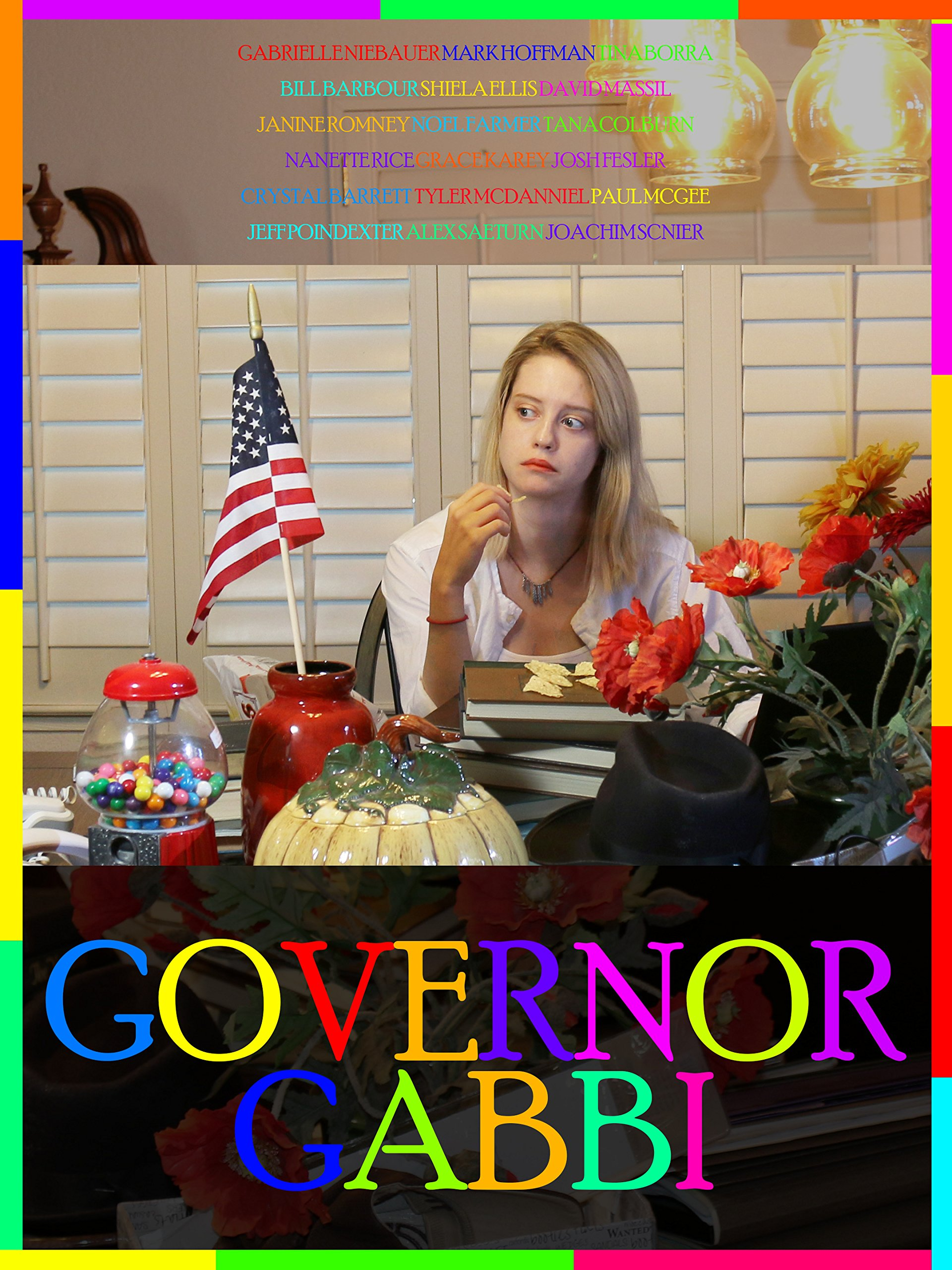 Governor Gabbi on Amazon Prime Video UK