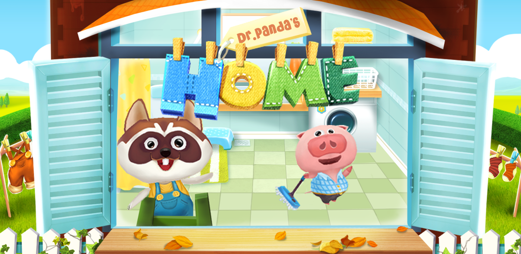 Dr Panda Home Appstore For Android