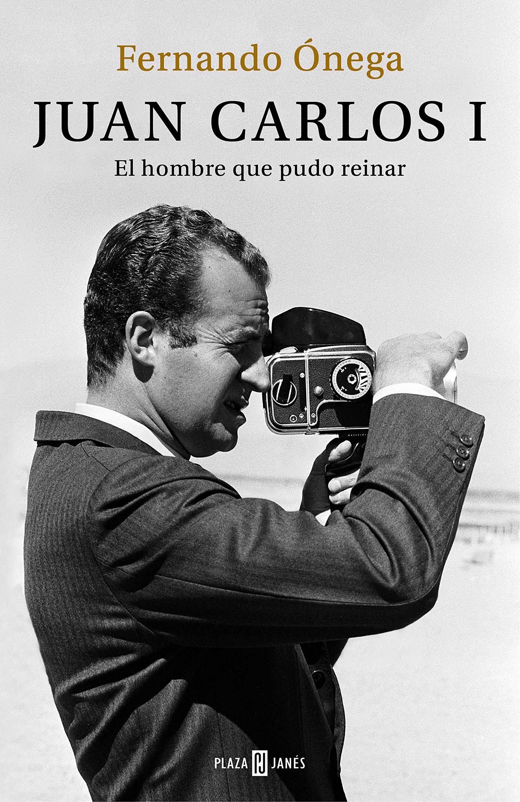 Juan Carlos I Fernando Ónega