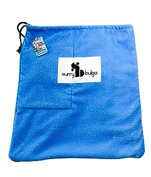 can ga bag serviette de plage plage sac serviette 2 en 1 ocean ocean blue. Black Bedroom Furniture Sets. Home Design Ideas